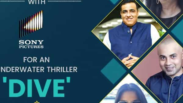 Dive will be directed by ad filmmaker Nitin Parmar. The film is currently in development stage, the company said in a statement. (Photo: Twitter @OfficialRMFilms)