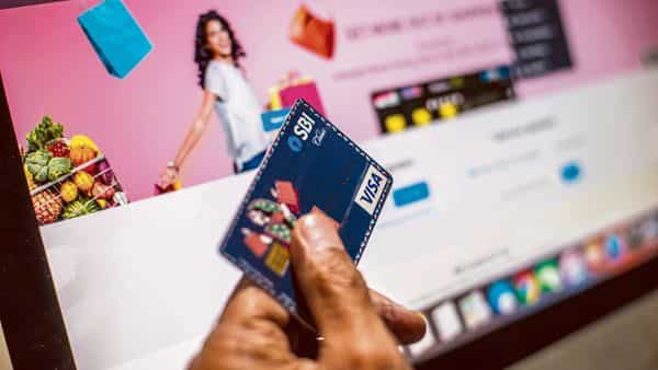 SBI Cards saw its gross non-performing assets rise more than double on annual basis. (MINT_PRINT)