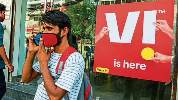 Vodafone Idea owes over Rs58,000 crore in AGR dues. (Photo: Mint)