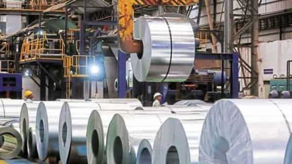 Shares of JSW Steel today closed flat at Rs717.40 apiece on the BSE on Friday. (Photo: Bloomberg)