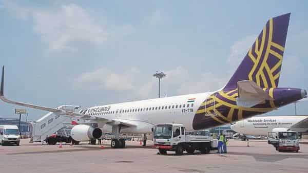 Vinod Kannan said Vistara is on track to have a fleet of 70 aircraft by 2023 (Reuters)