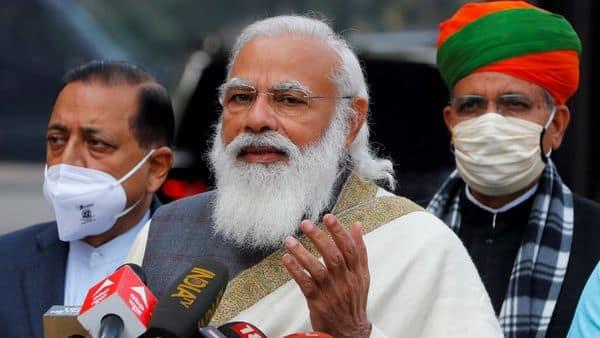 FILE PHOTO India's Prime Minister Narendra Modi in New Delhi, (REUTERS)