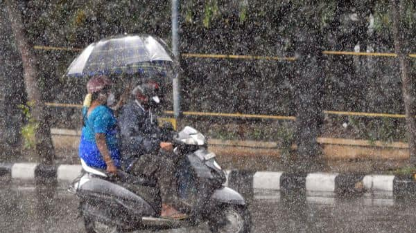 Heavy to very heavy rainfall is predicted large parts of MP