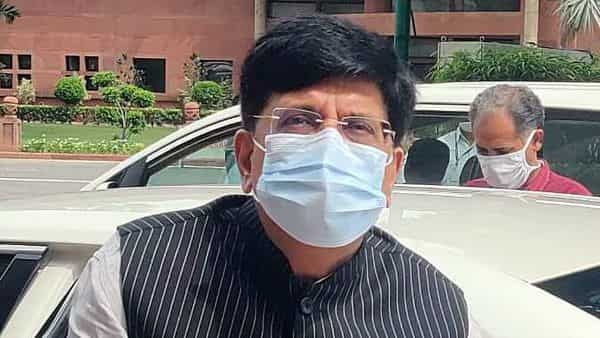 Union Minister of Commerce and Industry Piyush Goyal. (ANI)