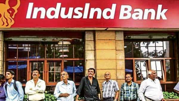 IndusInd Bank shares on BSE closed at  ₹975.65 on Tuesday, down 0.58% from its previous close. (Photo: Bloomberg)