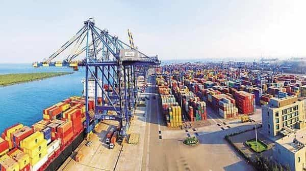 Adani Ports and Special Economic Zone (APSEZ) owns and operates eight ports and terminals in India. File Photo