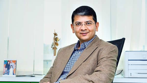 Gupshup co-founder and chief executive, Beerud Sheth.