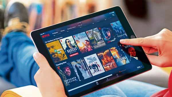 Reliance Jio also provides access to its own Jio TV and JioCinema bouquet of content apart from Netflix, Amazon Prime Video and Disney+ Hotstar (iStock)