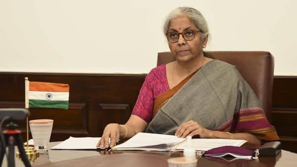 Union Finance Minister Nirmala Sitharaman  (PTI)