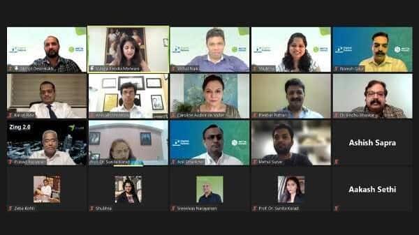 Digital Daana movement and its aim to bridge the digital gap amongst underprivileged students in India.
