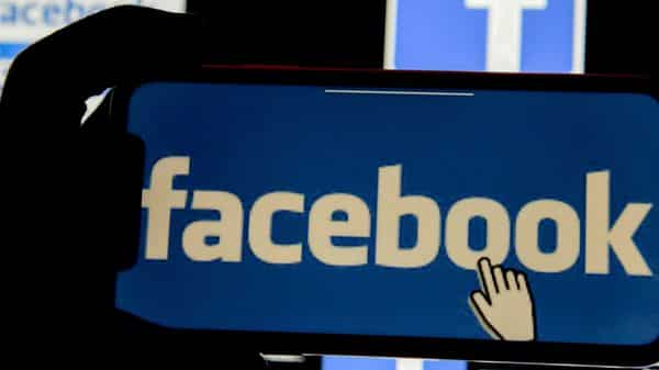 Facebook has been telling investors that Apple's new restrictions on data collection on iPhones could curb future growth by hampering its ability to sell targeted advertising. (REUTERS)