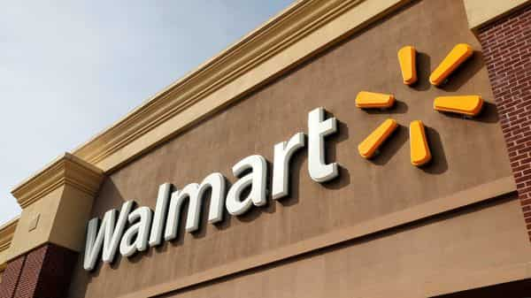 Walmart's decision comes three days after the Centers for Disease Control and Prevention changed course on some masking guidelines. (REUTERS)