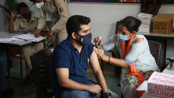 India has been trying to vaccinate its adult population, having launched the drive in January. (Photo: HT)