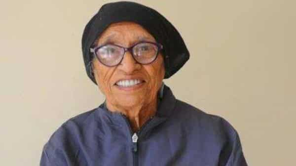Mann Kaur was hospitalised for a month (HT)
