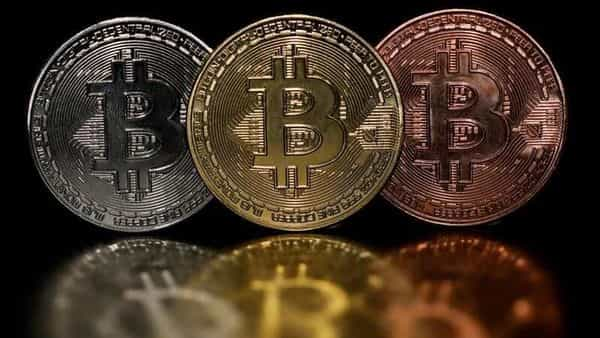 Representations of cryptocurrency Bitcoin (REUTERS)