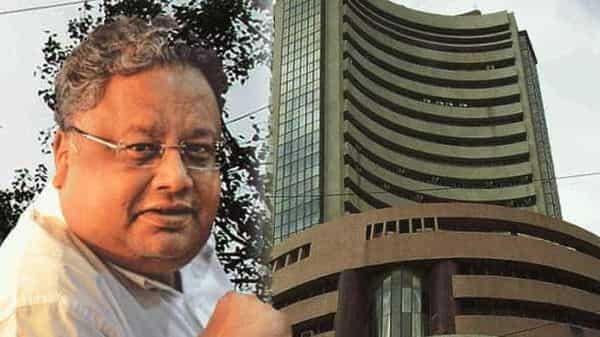 Rakesh Jhunjhunwala portfolio: As per Indiabulls Housing Finance shareholding pattern for June 2021 quarter, Big Bull bought 1 crore stocks of the company, which is to the tune of 2.17 per cent of the net company shares. (Reuters)