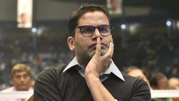 Poll strategist Prashant Kishore. (File photo) (HT_PRINT)