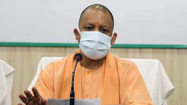 Uttar Pradesh Chief Minister Yogi Adityanath. (ANI)