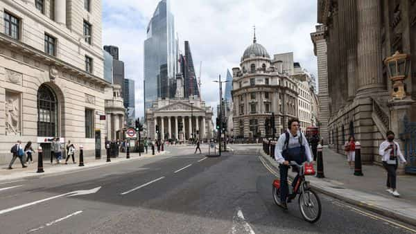 London has emerged as the best city for international for the third time in a row, according to QS Quacquarelli Symonds report, (Bloomberg)
