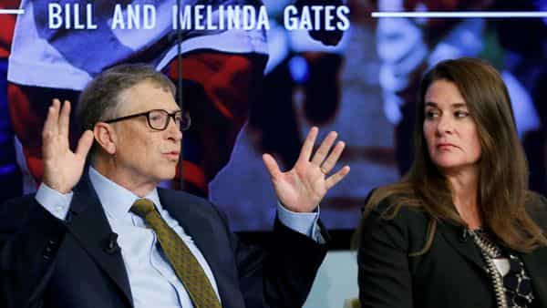 Bill Gatess Cascade Investment transfers $2.4 bn in shares to Melinda Gates