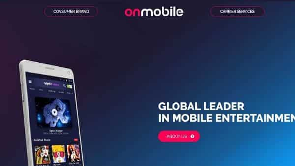 OnMobile Global's total revenue from operations declined 8% from the year-ago period to  ₹135 crore.