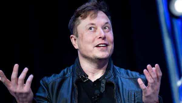 Elon Musk, founder of SpaceX (AFP)