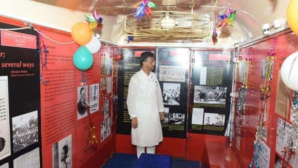 Museum on Wheels inside the historic trams of Kolkata