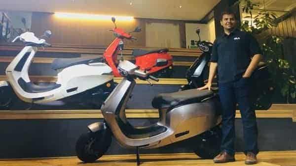 Ola S1 electric scooter launched with car-like features. Event highlights here