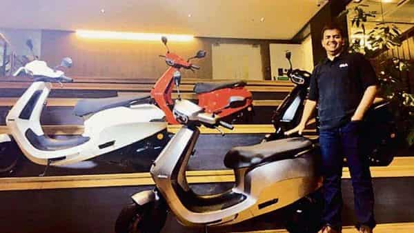 Ola Electric scooter launched