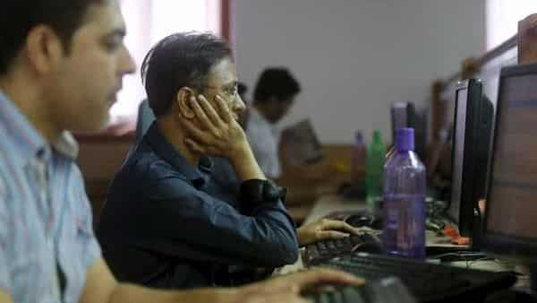 Market closing: Indian indices rebounded from day's lows to close at record highs on Tuesday. (REUTERS)