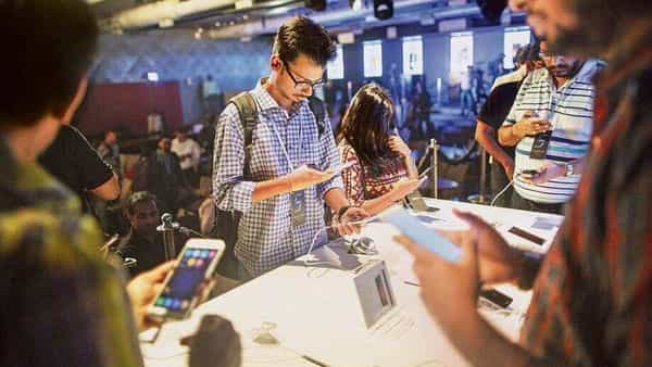 Indian consumers are lapping up Chinese phones at a fast pace even as government authorities remain wary of granting fresh approvals to Chinese manufacturers.