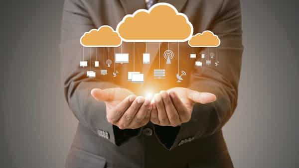 Cloud is typically clubbed under the digital revenues of IT companies. istock