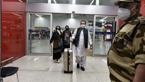 The government's immediate priority is to evacuate the stranded Indians from Kabul (HT_PRINT)
