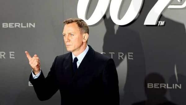 Actor Daniel Craig (REUTERS)