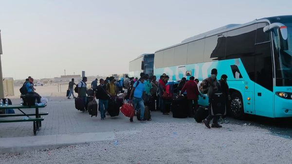 Afghanistan: Second batch of 146 Indian national on way to India