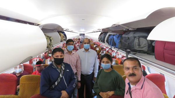 India is also conducting RT-PCR tests on all returnees from Afghanistan.