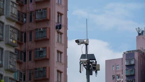 Camera in public places. Representative image (REUTERS)