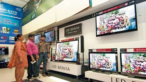 Currently, India's smart TV market is dominated by televisions running on AndroidTV.mint