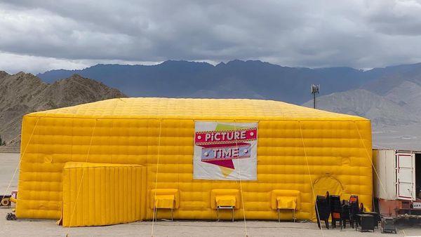 Leh-Ladakh gets its first roving cinema