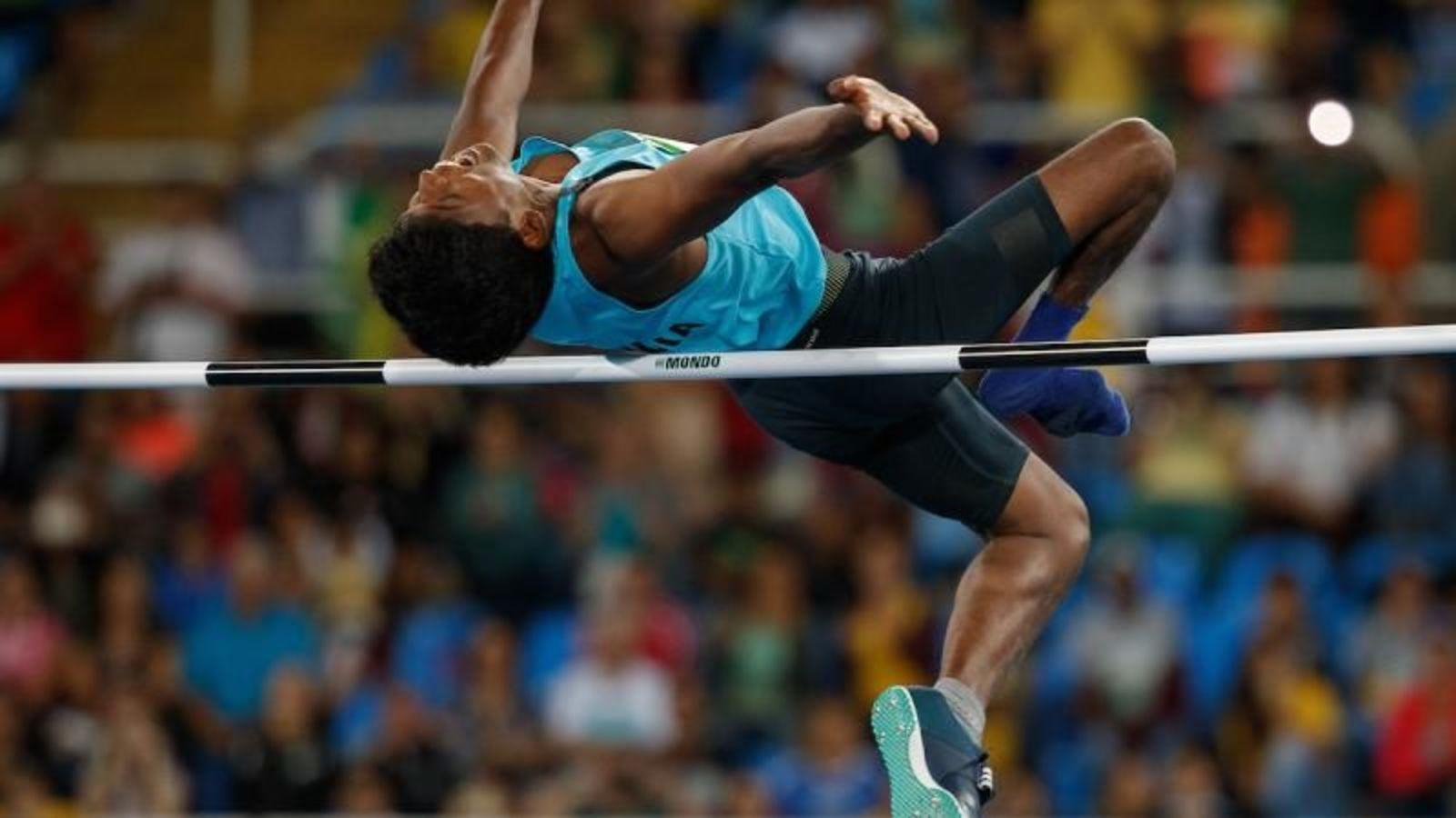 Tokyo Paralympics: Mariyappan Thangavelu wins silver, Sharad Kumar takes  bronze in high jump