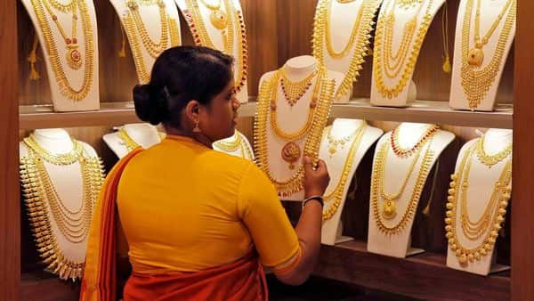 Gold rate today: Prices rose to to  ₹47,171 per 10 gram