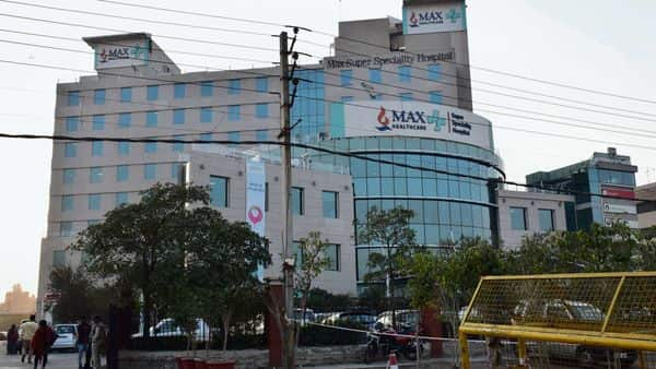 The stock of Max Healthcare Institute Ltd has gained more than 15% in the past two days. (HT)