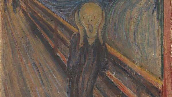 Edward Munch's The Scream.National Gallery of Norway(Representative Photo)