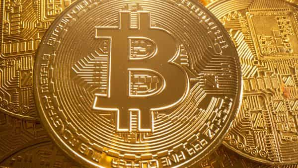 cryptocurrency Bitcoin representation is seen in this illustration (REUTERS)