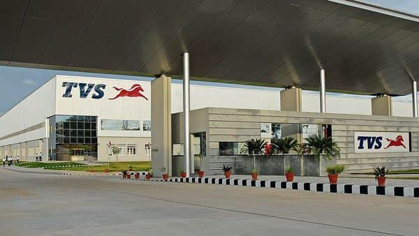 TVS Motor Company claims the production and sales of premium two-wheelers were severely affected due to the shortage of semiconductors. (MINT_PRINT)