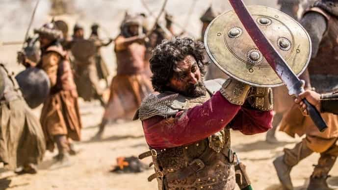 Kunal Kapoor in 'The Empire'