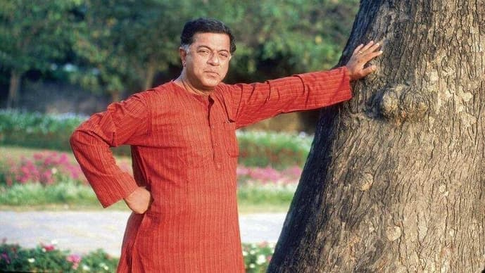 In Girish Karnad, one sees the existence of many Indias, the East and the West.