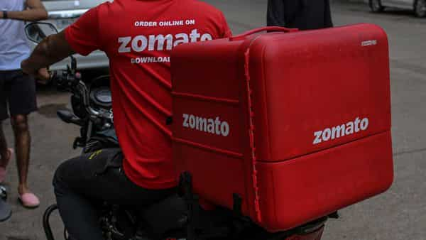 Zomato is in food delivery business and in the wake of unlock activities fast accelerating, its business is expected to catch momentum, say experts. (Bloomberg)