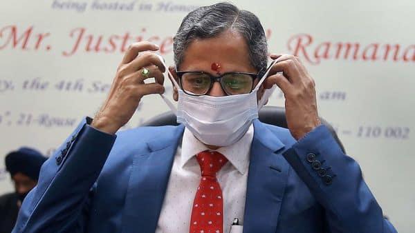 Chief Justice of India NV Ramana (PTI)
