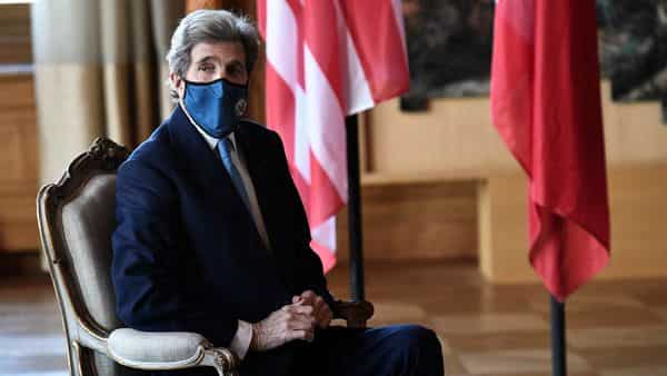 US climate envoy John Kerry is expected in New Delhi on 13 September. (AFP)